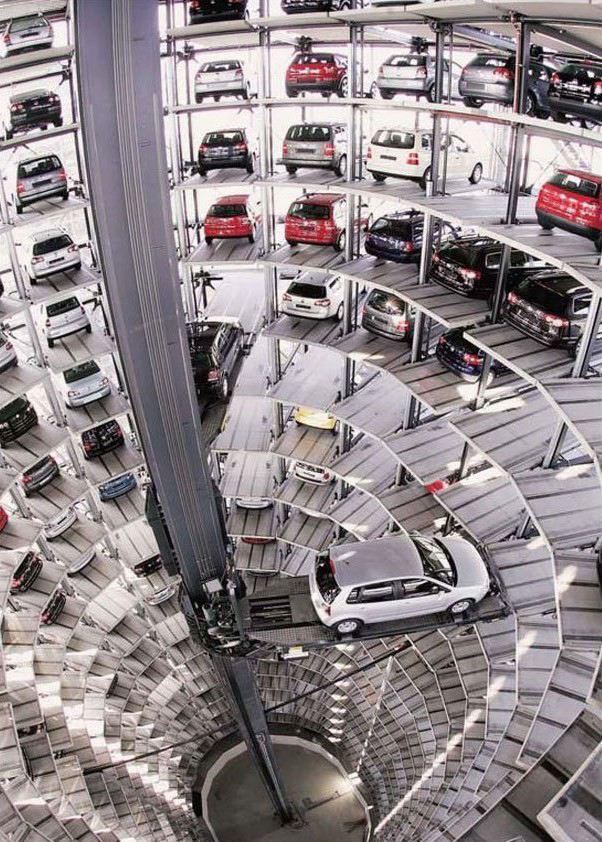 Germany Parking_Garage_Building_8